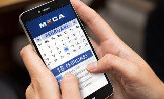MECA app